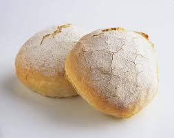 Two Loaves Leavened Bread